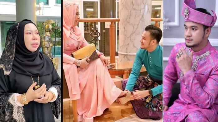 Janda kaya raya Datuk Seri Vida (50), berpacaran dengan mantan pembantunya Ahmad Iqbal Zulkifli (26).