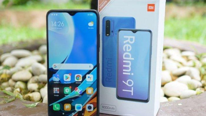 Jawaranya Baterai Gede, Xiaomi Redmi 9T Resmi Diluncurkan di Indonesia