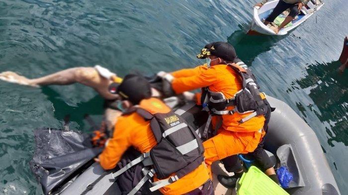 Ditpolairud Polda Sultra Belum Tetapkan Tersangka Nakhoda Kapal Tugboat Penabrak Nelayan di Muna