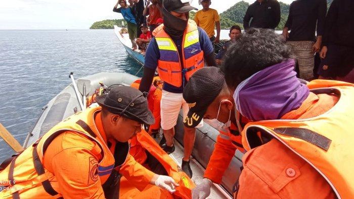 Bocah 7 Tahun Lihat Ayah Jatuh ke Laut Saat Memancing, Tenggelam, Ditemukan Tewas di Kolaka Utara