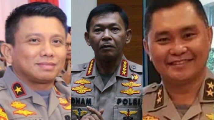 Sama Kapolri Jenderal Idham Azis dari Sulawesi, Profil Brigjen Ferdy Sambo dan Irjen Fadil Imran
