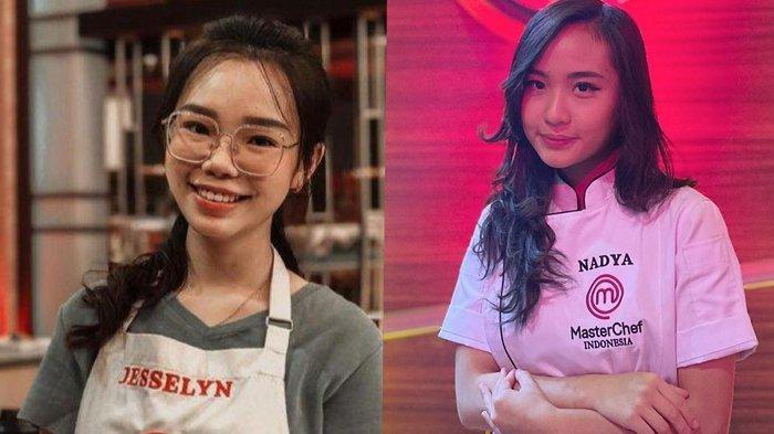 Sosok Wanita Cantik Top 2 MasterChef Indonesia Jesselyn & Nadya Putri, Ternyata Lulusan Luar Negeri