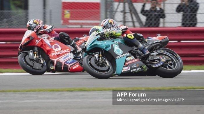 Cek Update MotoGP Minggu Ini, Jadwal Kualifikasi dan Live Race GP Aragon Spanyol 12 September 2021