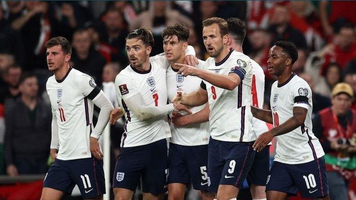 John Stones hindarkan timnas Inggris dari kekalahan kontra timnas Hungaria setelah golnya membuat laga berakhir imbang.