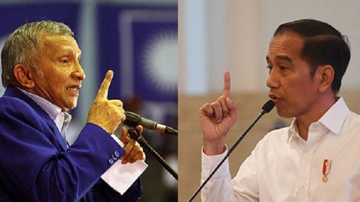 'Innailaihi' Amien Rais ke Jokowi: Skenario Presiden Tiga Periode, Ini Jawaban Istana