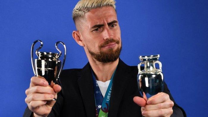 Pemain Chelsea Jorginho Pemain Terbaik UEFA, Erling Haaland Penyerang Terbaik, Berikut Daftarnya