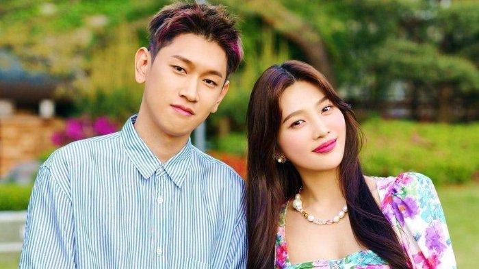 Joy Red Velvet dan Crush Dikonfirmasi Berpacaran