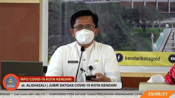 Update Kasus Covid-19 di Kota Kendari Rabu 29 September 2021, Warga Diminta Terus Disiplin Prokes