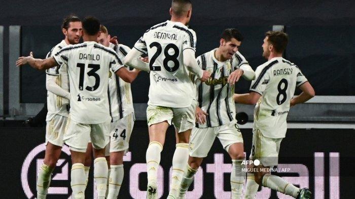 Juventus Menang dari Lazio, Ancam Geser Posisi AC Milan di Hasil Klasemen Liga Italia