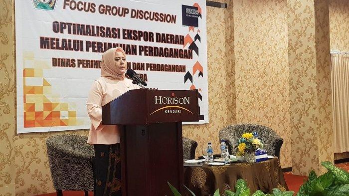 Kadis Perindag Provinsi: Selama Ini Pengusaha asal Sultra Terdaftar di Surabaya dan Makassar