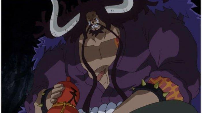 Baca Manga Spoiler One Piece 1024: Sosok Misterius, Kilas Balik 3 Samurai Hebat, Yamato vs Kaido