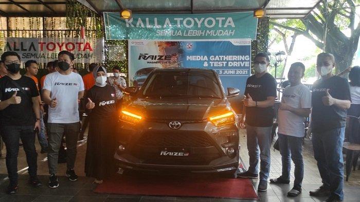 Kalla Toyota Hadirkan All New Raize, Beragam Program dan Fasilitas, Harga Mulai Rp240 Juta