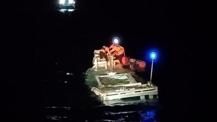 Seorang Warga Maros Sulawesi Selatan yang Hilang di Laut Banda Belum Ditemukan
