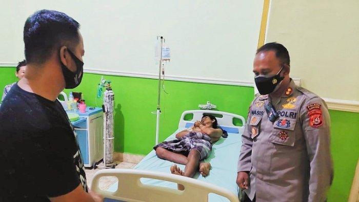 Kronologi Dua Warga Konawe Dilarikan ke Rumah Sakit, Saling Tikam Usai Lontarkan Kata Tak Sopan