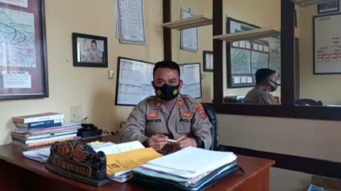 Kapolsek Mandonga Turut Prihatin Atas Meninggalnya Istri Gubernur Sultra Agista Ariany