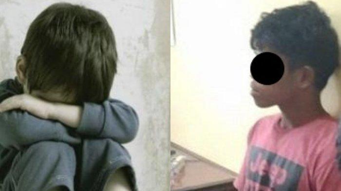 FAKTA Kasus Pedofilia 21 Bocah Laki-laki Korban Pedofil, Diimingi Es Krim, Dicabuli di Tempat Sepi