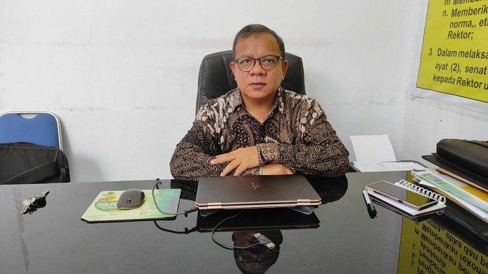 Ketua Senat UHO: Belum Ada Hasil dari Dirjen Dikti Terkait Klarifikasi Plagiasi Prof Muhammad Zamrun