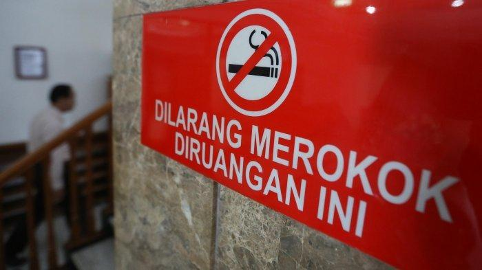 Kota Kendari Punya Perda Kawasan Tanpa Rokok, Dilarang Merokok di Tempat Umum dan 7 Lokasi ini!