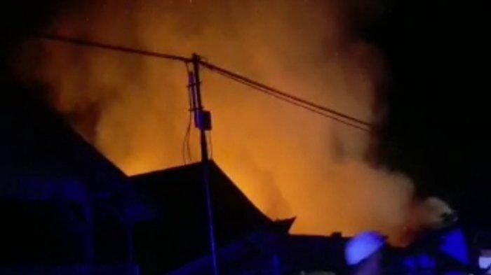 Kronologis Kebakaran di Punggaluku, 2 Rumah Warga Konawe Selatan Terbakar, Kesaksian Saksi Mata