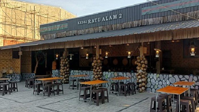 Kedai Ratu Alam 2 Kendari, Lokasi Kuliner ala Pedesaan Khas Sultra, Tempat Vlog Atta Halilintar