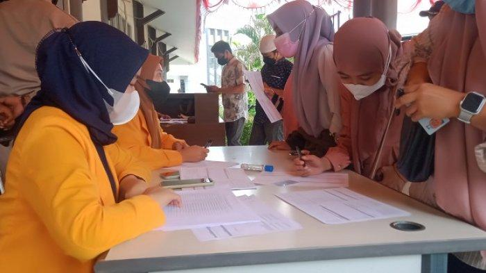 FKM UHO Kerjasama Polda Sultra Gelar Vaksinasi Tahap Pertama, Sasar 500 Mahasiswa