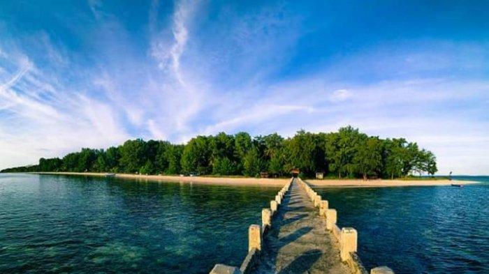 Pulau Hoga di Wakatobi, Objek Wisata dan Rekreasi Penilitian Bawah Laut Terbesar di Dunia