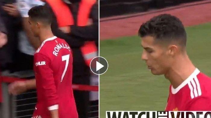 Kemarahan Ronaldo di Manchester United Bersua Everton, Solskjaer Tertekan Alex Ferguson Angkat Suara