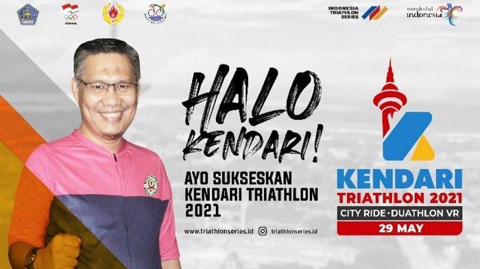 Wali Kota Sulkarnain Kadir Harap Ada Event Nasional Selanjutnya Setelah Kendari Triathlon 2021