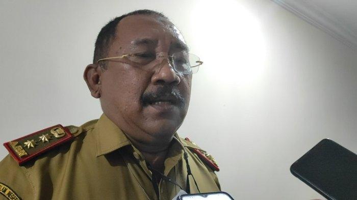 Dinas Bina Marga Sultra Janji Pengerjaan Jalan Rusak di Baruga Kendari Dilaksanakan Oktober 2021