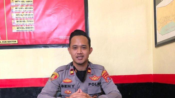 Mengenal Sosok IPTU Benny Kuncuro, Bertugas di Kemaraya, Kapolsek Termuda di Kendari