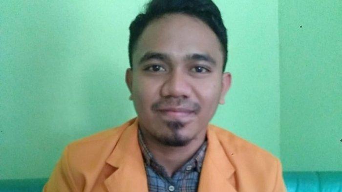 Ketua BEM Fakultas Kesmas UHO: Menunggu Terobosan Rektor UHO Terpilih