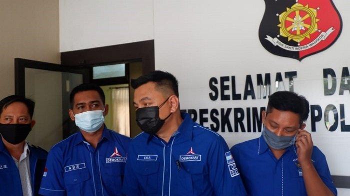 Partai Demokrat Laporkan Wakil Menteri PDTT di Polda Sulawesi Tenggara Terkait Pencemaran Nama Baik