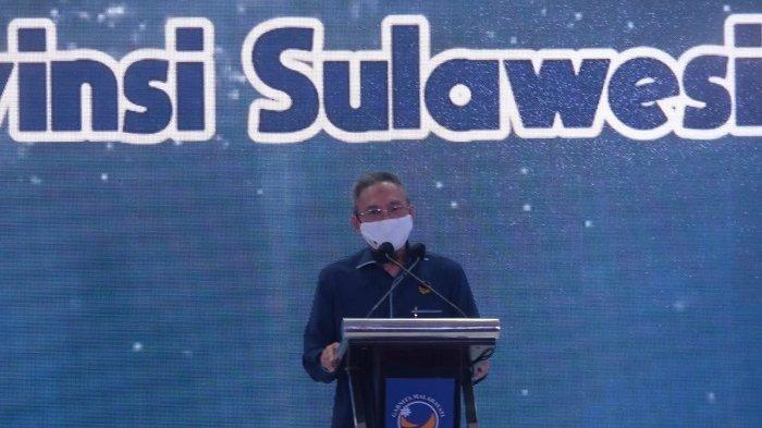 Ketua DPW Nasdem Sulawesi Tenggara Target 9 Kursi di DPRD Sultra pada Pemilu 2024