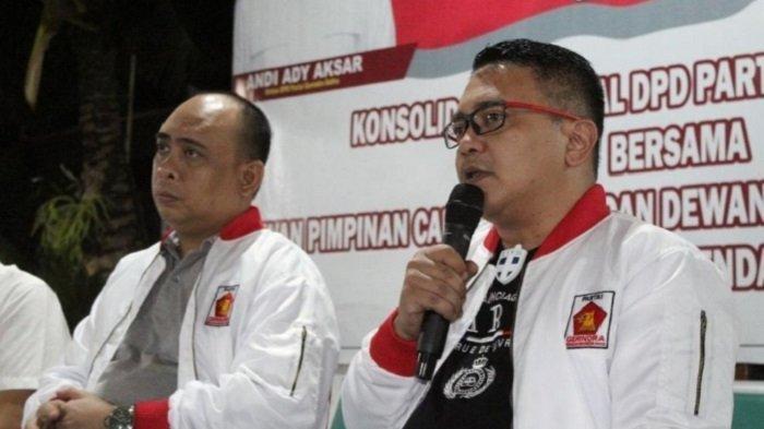 Ketua IPSI Sultra Andi Ady Aksar, Targetkan 2 Atlet Pencak Silat Raih Emas di PON Papua
