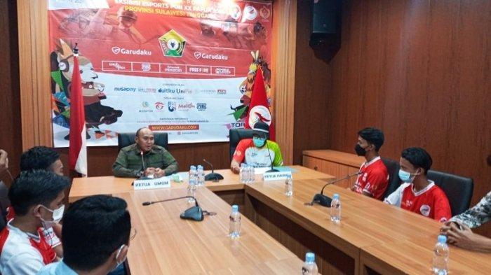 ESI Sulawesi Tenggara Fasilitasi Tim Free Fire PON XX Papua 2021, Tim Bengkulu Jadi Lawan Berat