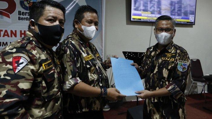HUT ke-43 FKPPI, Sulkarnain Kadir Resmi Jadi Anggota Kehormatan FKPPI Sulawesi Tenggara