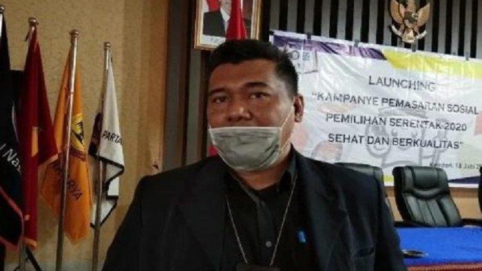 Ketua KPU Sultra Sebut Pilgub Sulawesi Tenggara dan Pilwali Kendari 27 November 2024 Belum Paten