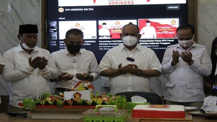 Satu Tahun Kepemimpinan Andi Ady Aksar di Partai Gerindra Sultra, Jawab Keraguan dengan Kerja Keras
