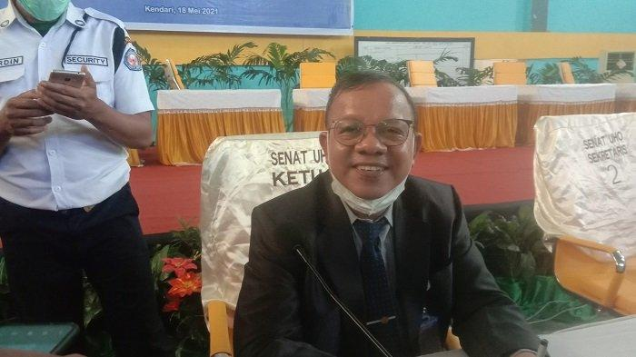 Tak Hadir Tanpa Alasan, Bakal Calon Rektor UHO Dr Bahtiar MSi Dinyatakan Gugur