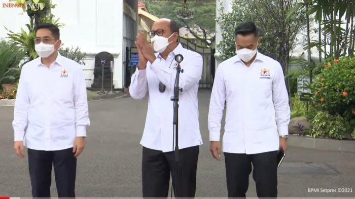 Munas Kadin 2021 di Kendari 'Selesai' Sebelum Dimulai, Arsjad Rasjid Ketua Umum Kadin Indonesia
