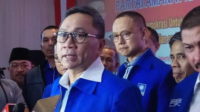Ketua Umum Partai Amanat Nasional (PAN), Zulkifli Hasan (Zulhas).