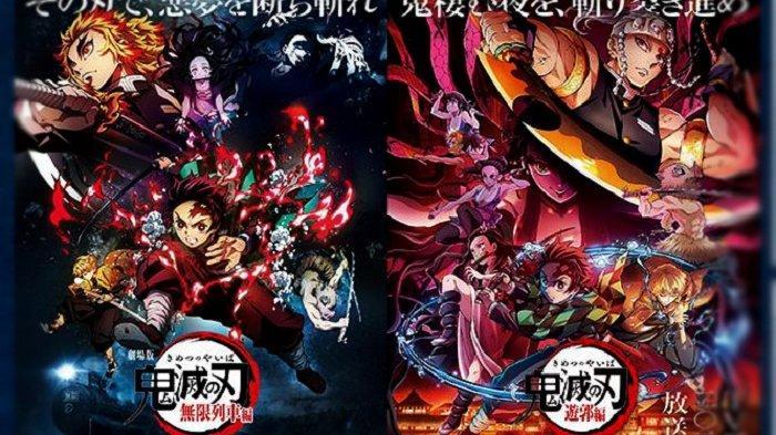 Nonton Demon Slayer: Kimetsu no Yaiba Season 2, Tayang Kompilasi Arc di FujiTV Per 11 September 2021