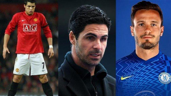 Jadwal Liga Inggris, Menanti Arteta Bangkitkan Arsenal, Keputusan Cavani, Debut Ronaldo-Saul Niguez