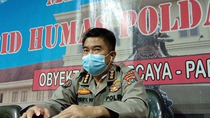 Penjelasan Polda Sultra Soal Beredar Foto Ayah Almarhum Yusuf Makan Bareng Pejabat Intelijen