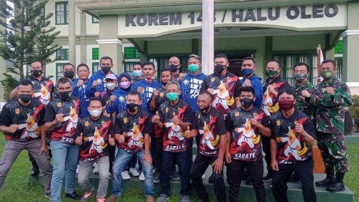 Atlet Karate Sultra Tak Dapat Sarapan di Asrama PON Papua, Sekda Sebut Karena Keterlambatan Panitia