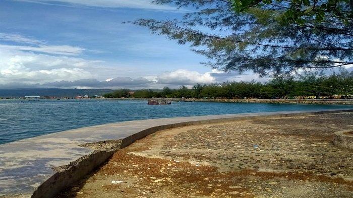 Kotamara Baubau Jadi Lokasi Olahraga Favorit Warga, Ada Lintasan Lari, Lapangan Bola, Nikmati Senja