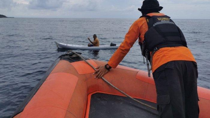Hari Ketiga Pencarian Nihil, KPP Kendari Kembali Gagal Temukan Nelayan Buton Selatan yang Hilang