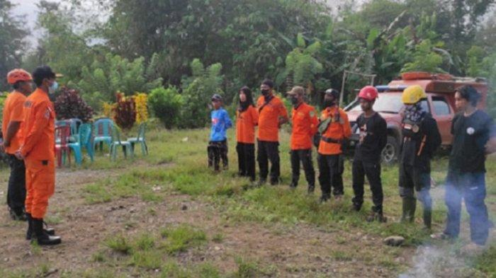 KPP Kendari Mencari Warga Buton Tengah yang Hilang di Hutan