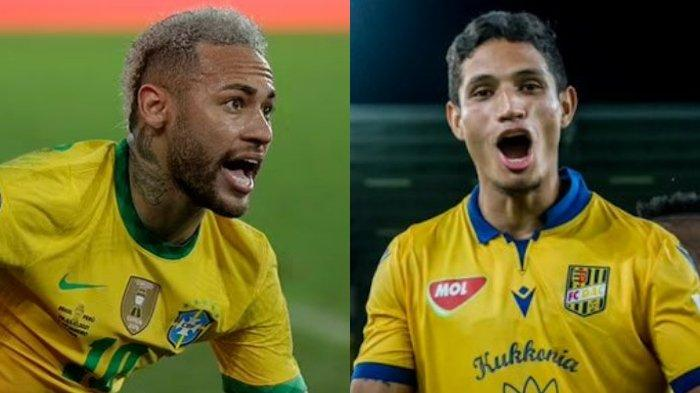 Kualifikasi Piala Dunia 2020 Venezuela vs Brasil, Tim Samba di Atas Angin, Ada Neymar - Thiago Silva