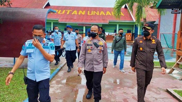 Tak Mau Seperti Lapas Kelas I Tangerang, Polisi & Kejaksaan Konawe, Kunjungi Rutan Kelas II B Unaaha